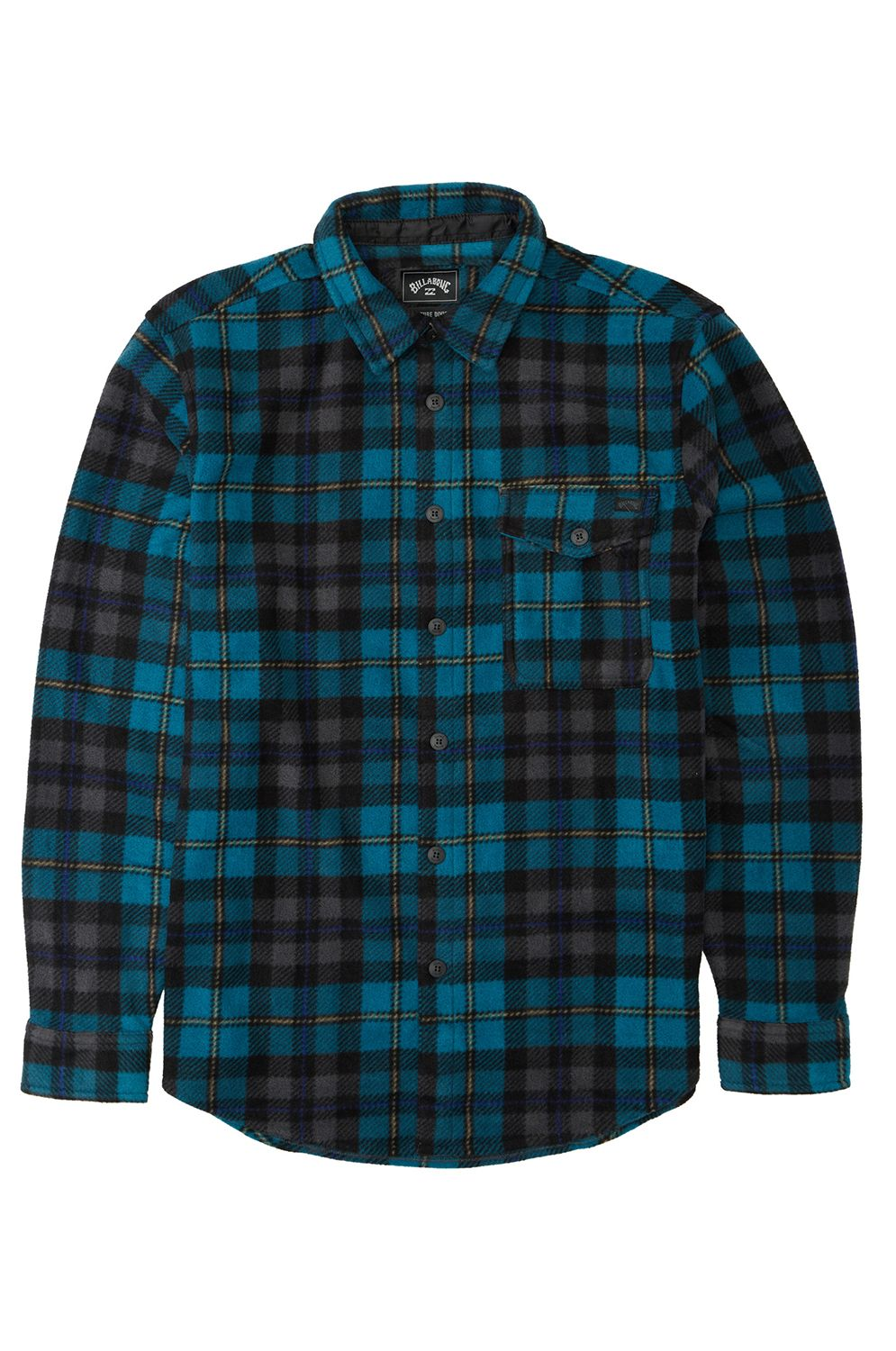 Billabong Shirt FURNACE FLANNEL ADVENTURE DIVISION Pacific