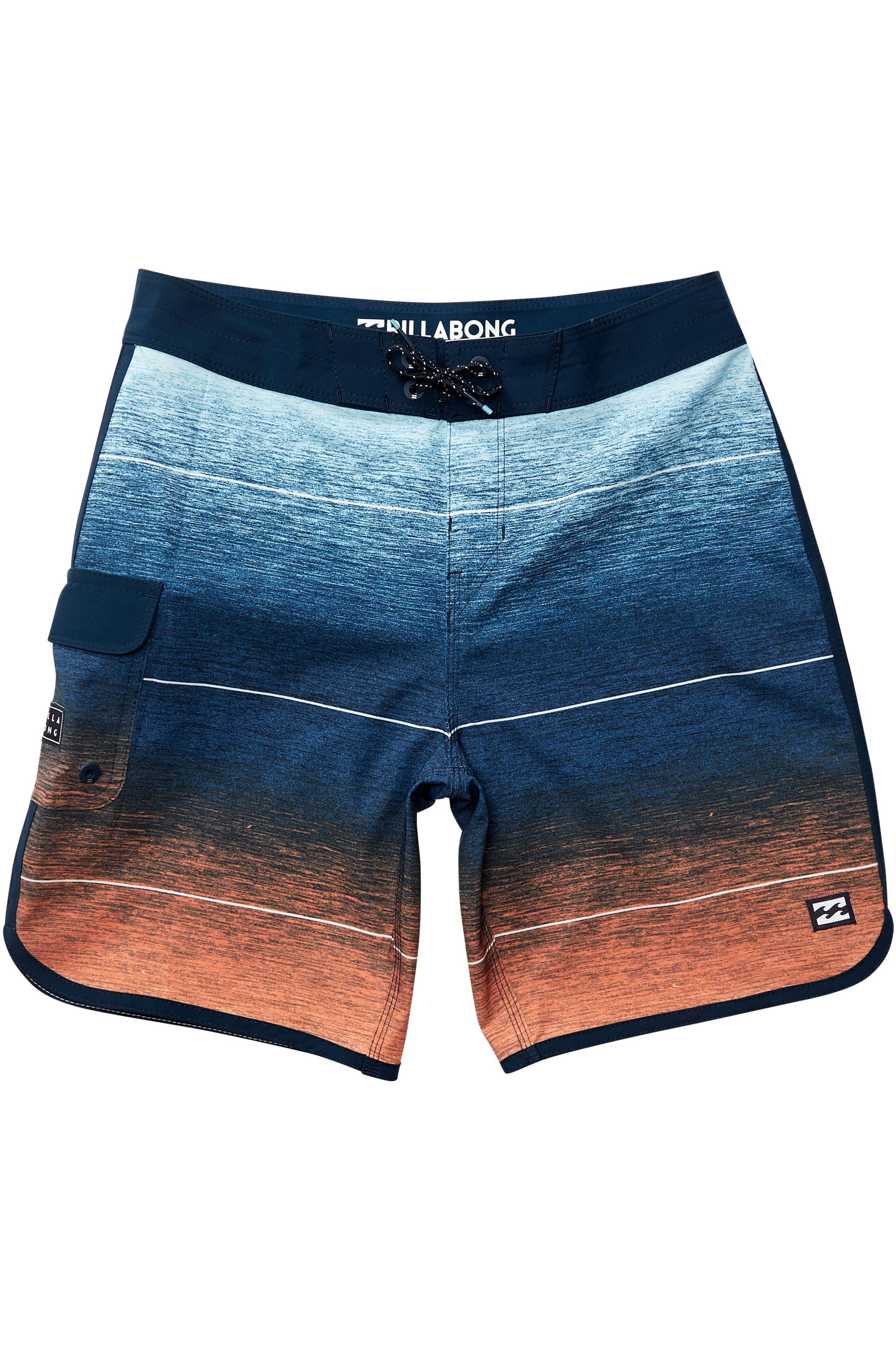 Boardshorts Billabong 73 STRIPE PRO Orange