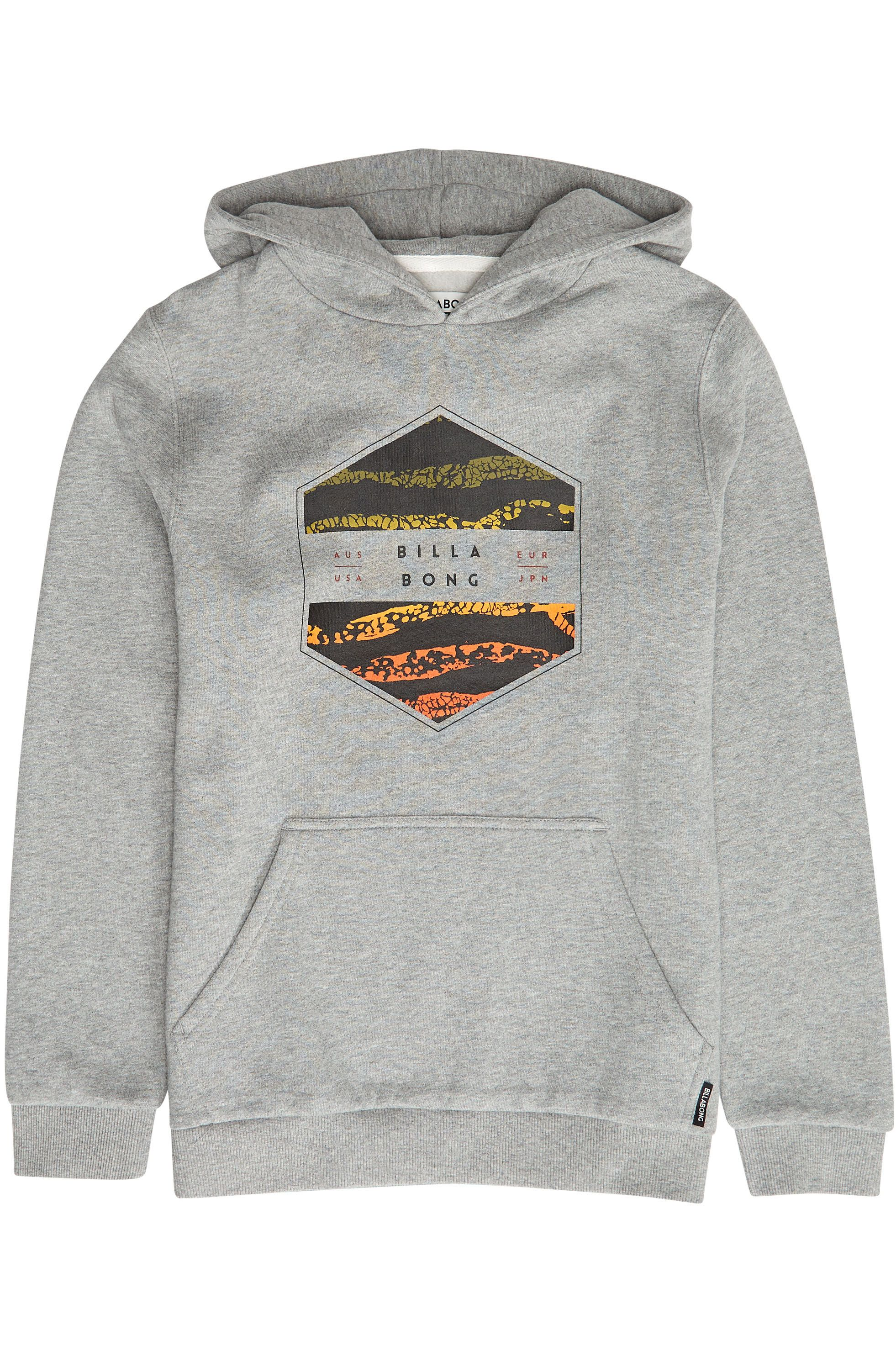 Sweat Capuz Billabong ACCESS Grey Heather