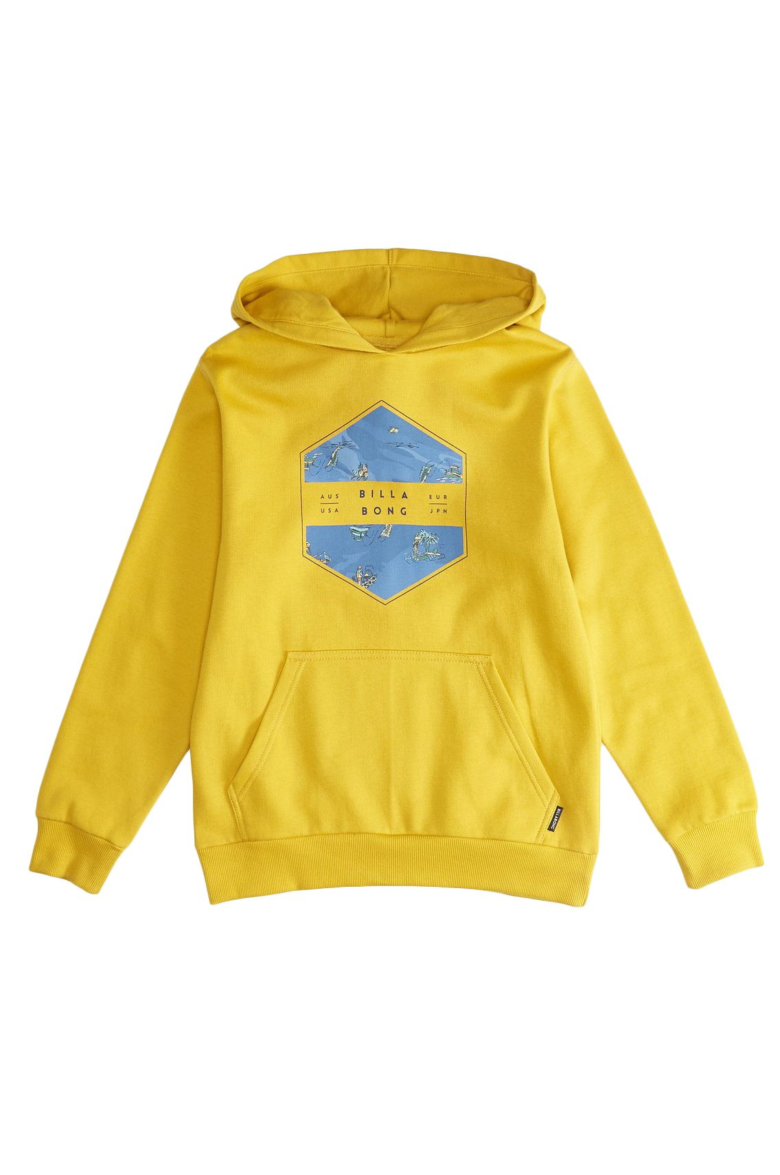 Sweat Capuz Billabong ACCESS Mustard