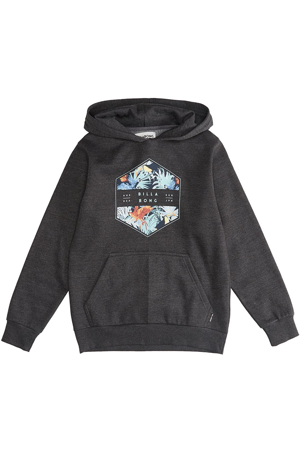 Sweat Capuz Billabong ACCESS Black Heather