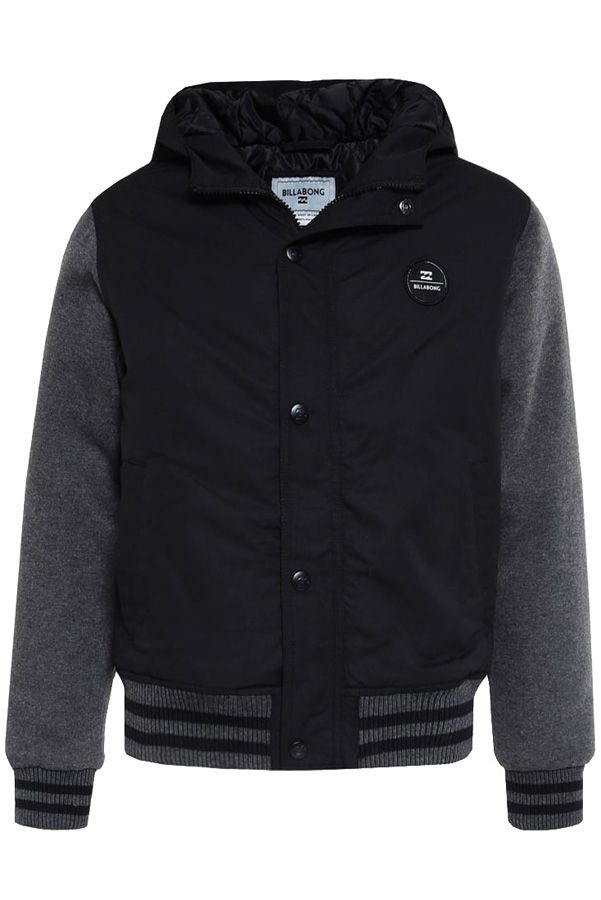 Blusão Billabong RYNNER BOY Black