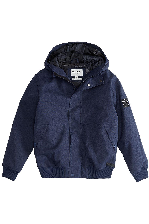 Billabong Jacket ALL DAY 10K Navy Heather