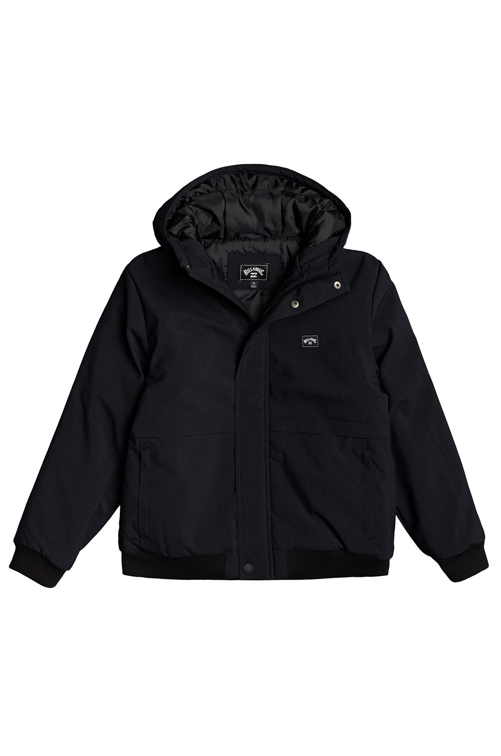 Blusão Billabong ALL DAY JACKET BOY Black Heather