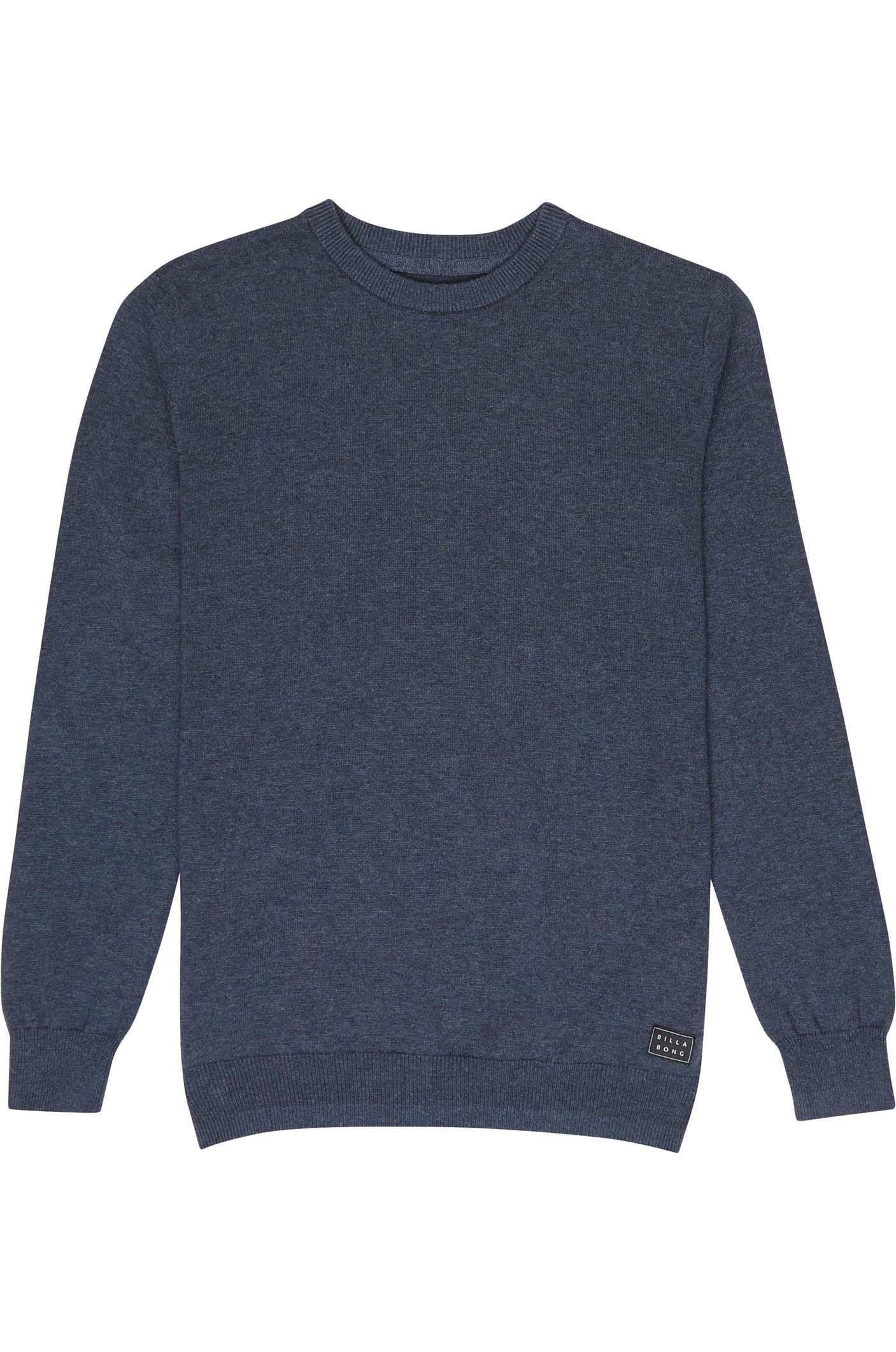 Camisola Billabong ALL DAY Navy Heather