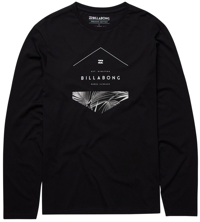 L-Sleeve Billabong SPLIT HEX LS BOY Black