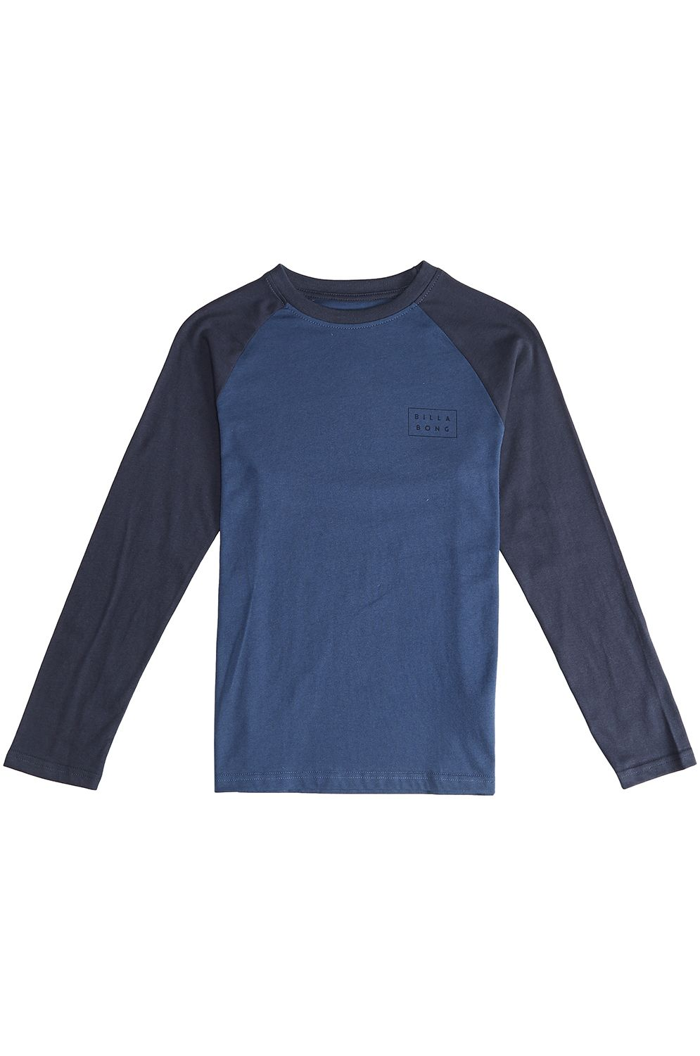 Billabong L-Sleeve DIE CUT Navy