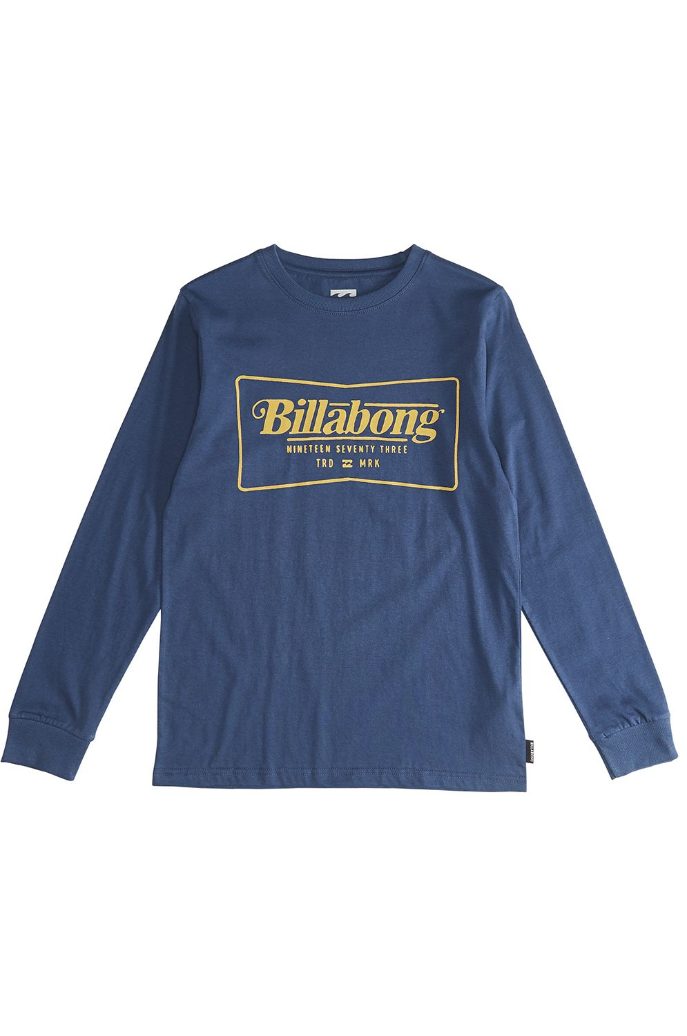 Billabong L-Sleeve TRD MRK Dark Blue