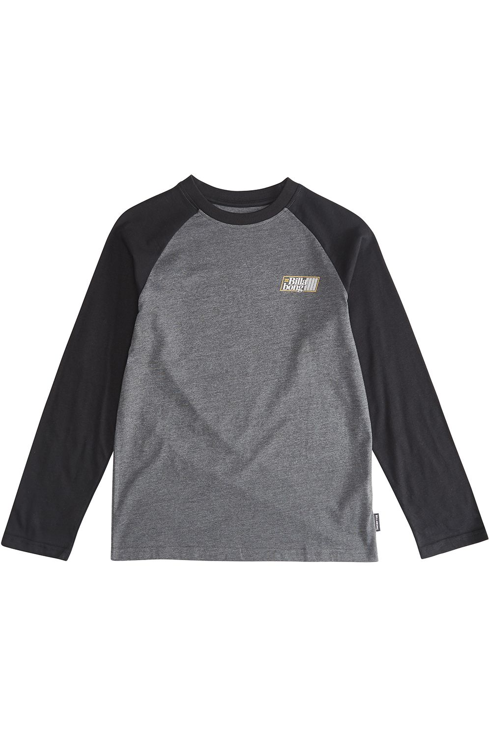 Billabong L-Sleeve SUPER 8 Black Heather