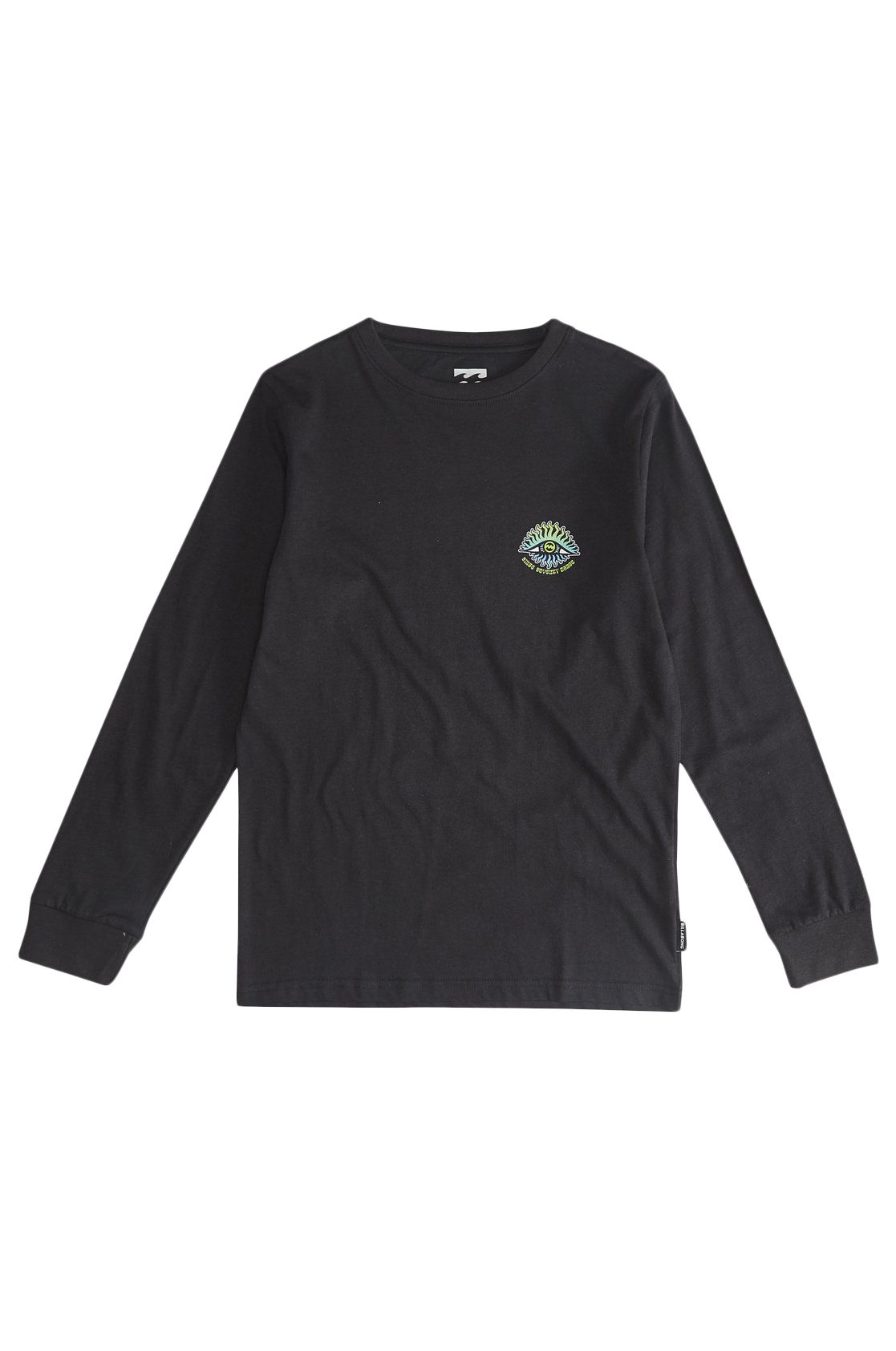 L-Sleeve Billabong ICONIC Black