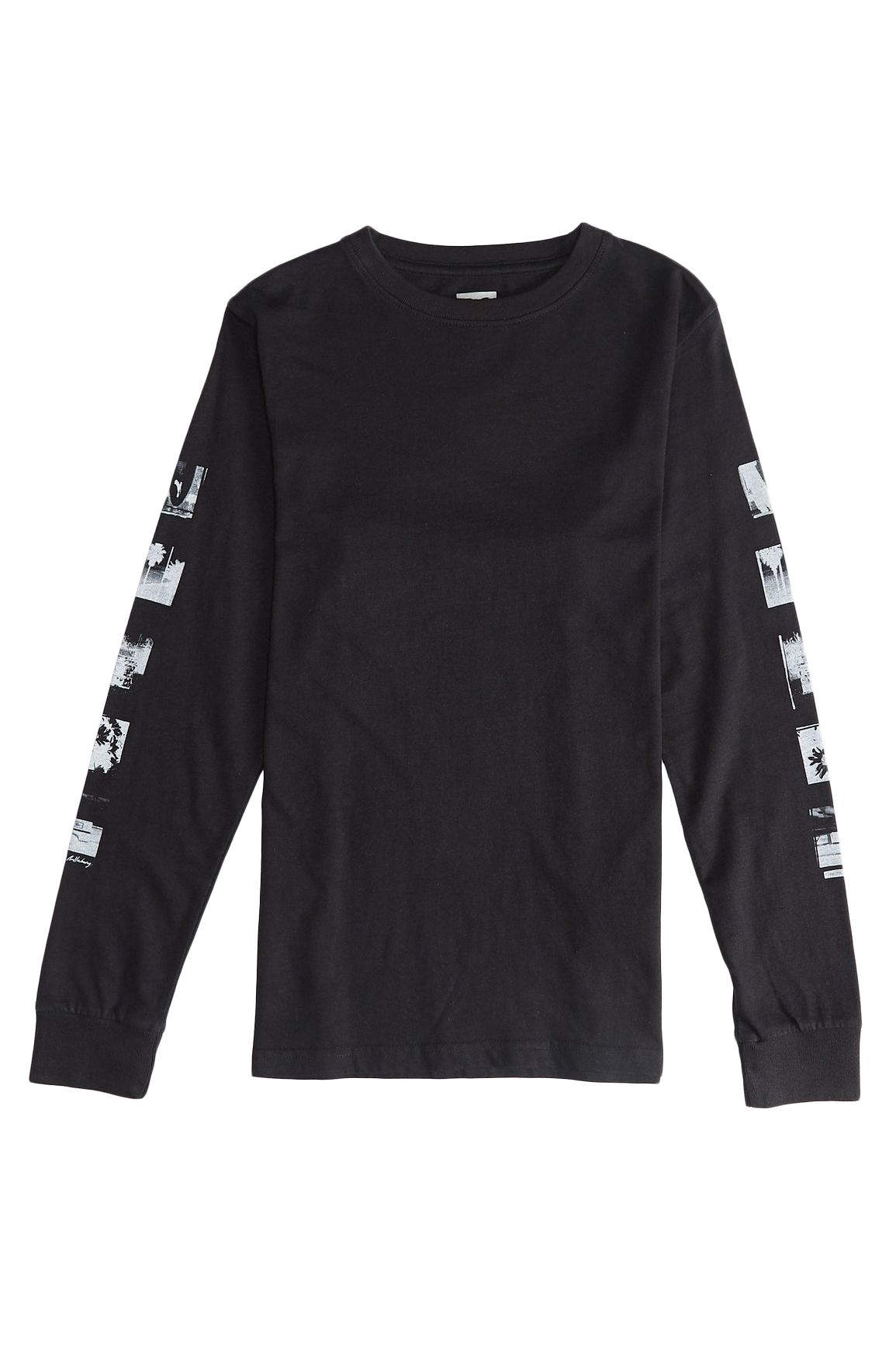 L-Sleeve Billabong EXPOSURE Black