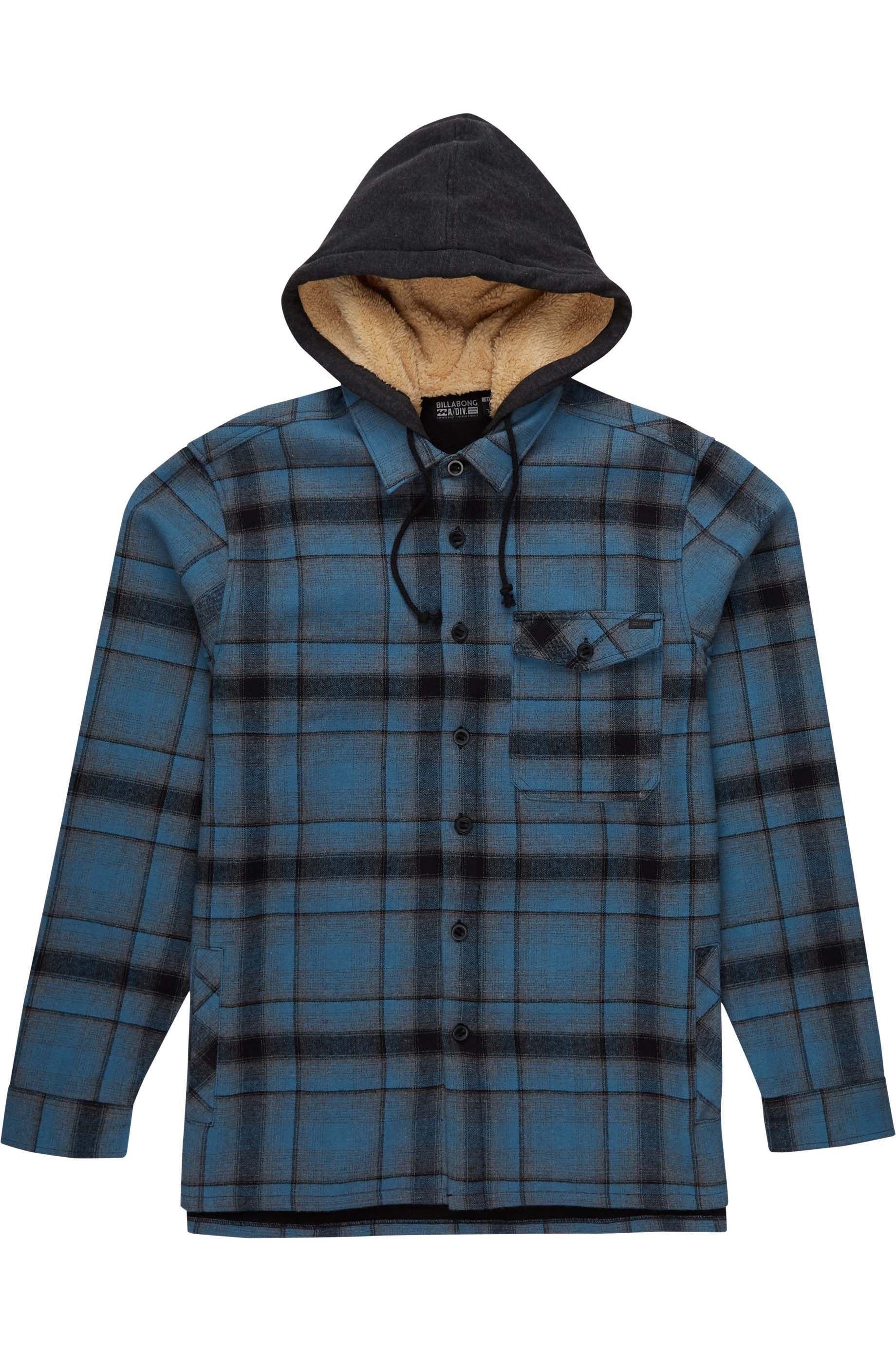 Camisa Billabong FURNACE BONDED Washed Blue