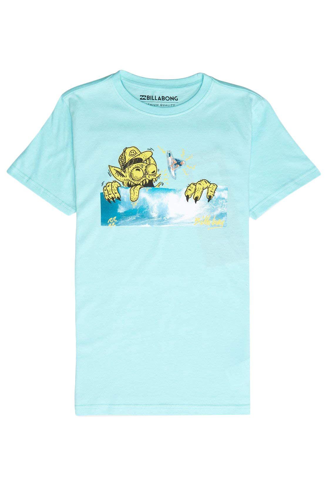 T-Shirt Billabong PSYKO AIR Spearmint