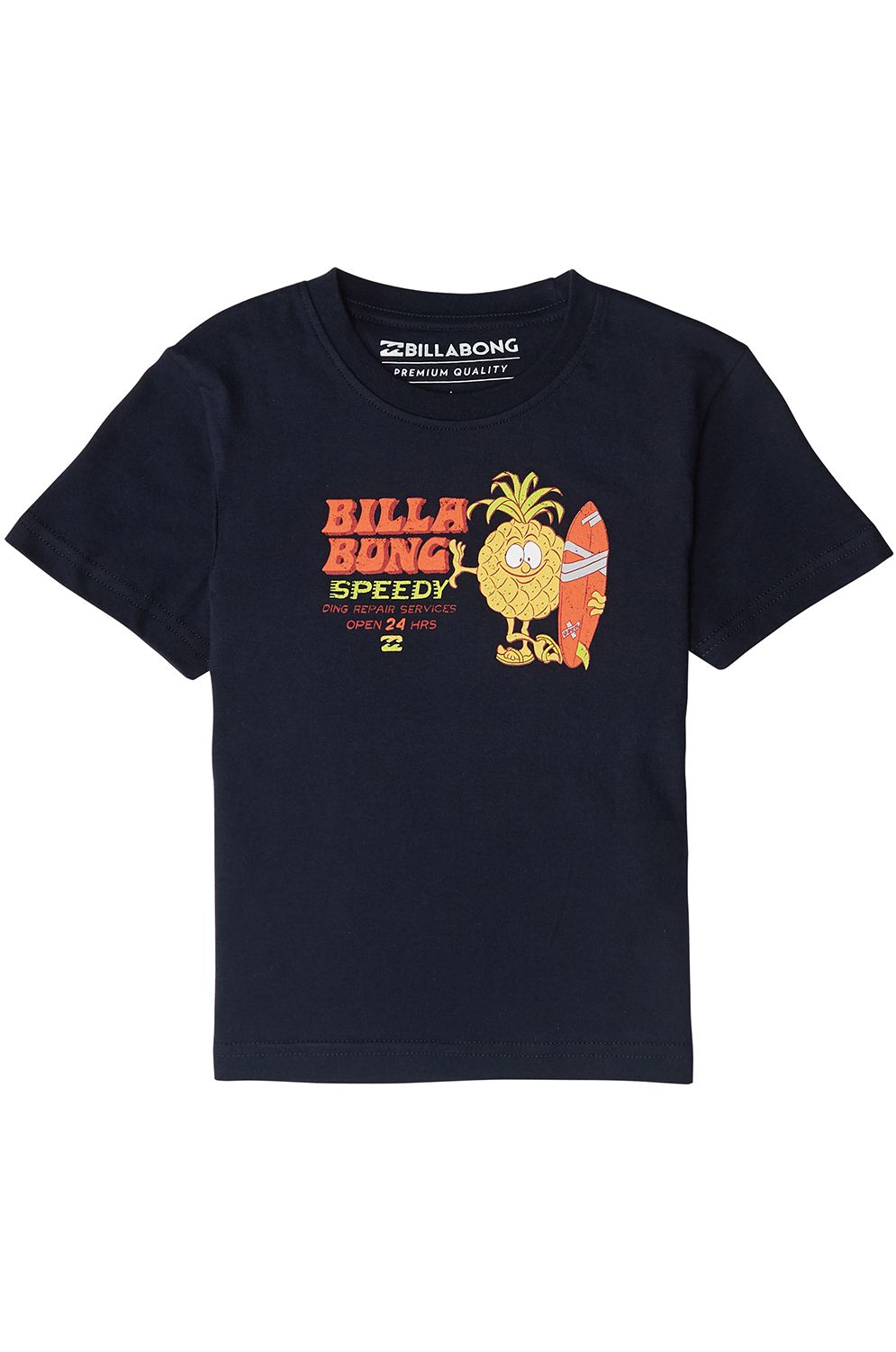 T-Shirt Billabong SPEEDY Navy