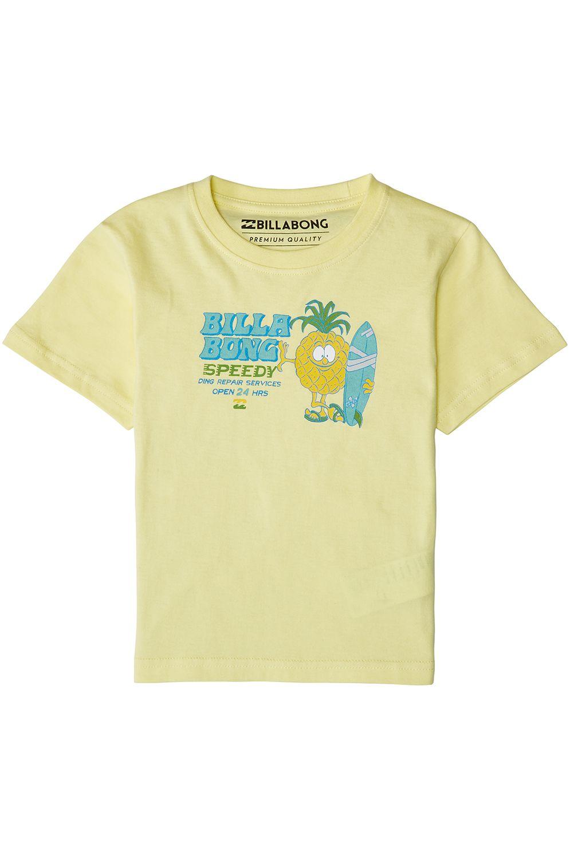 T-Shirt Billabong SPEEDY Lemonade