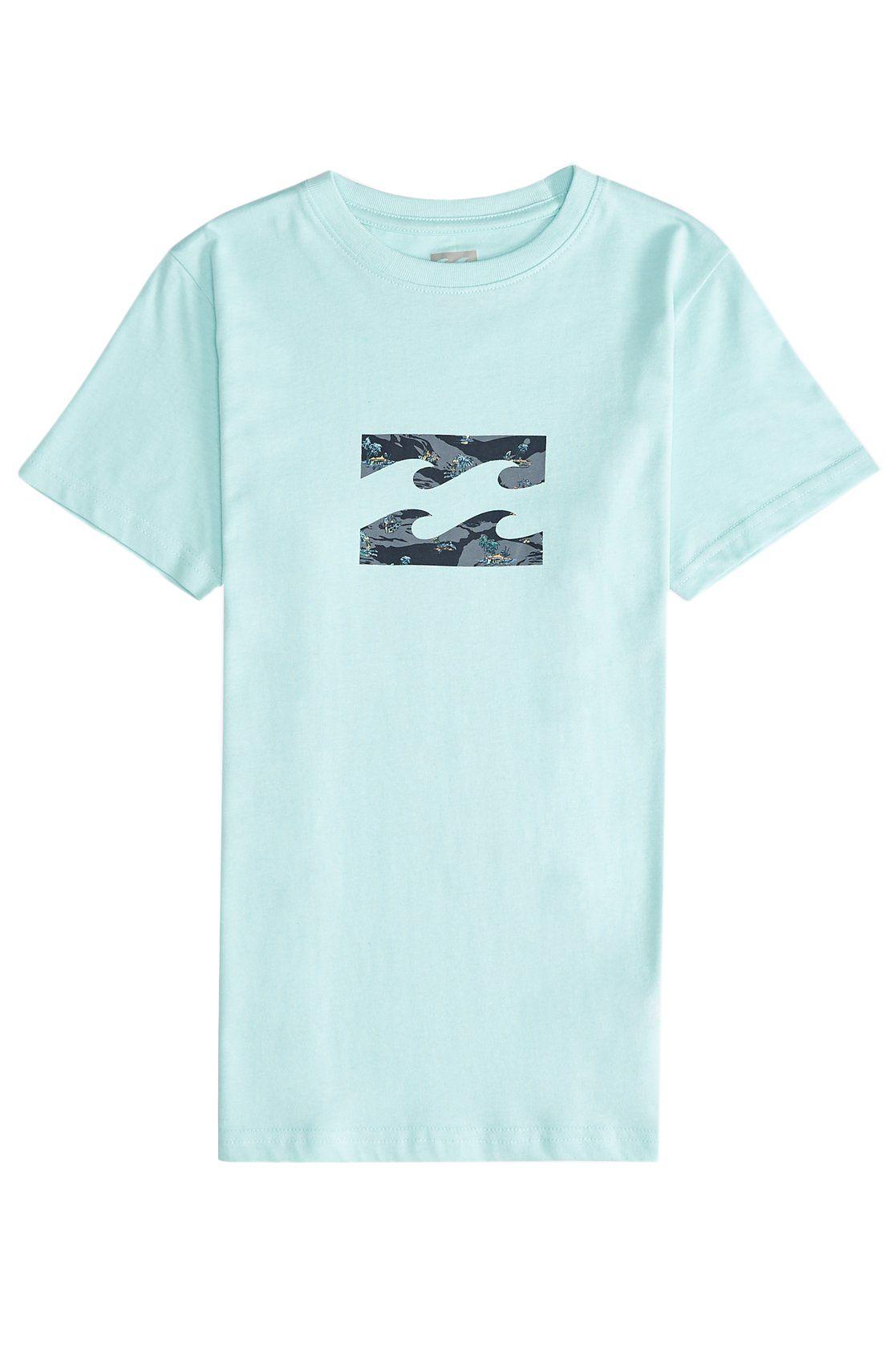 T-Shirt Billabong TEAM WAVE Spearmint