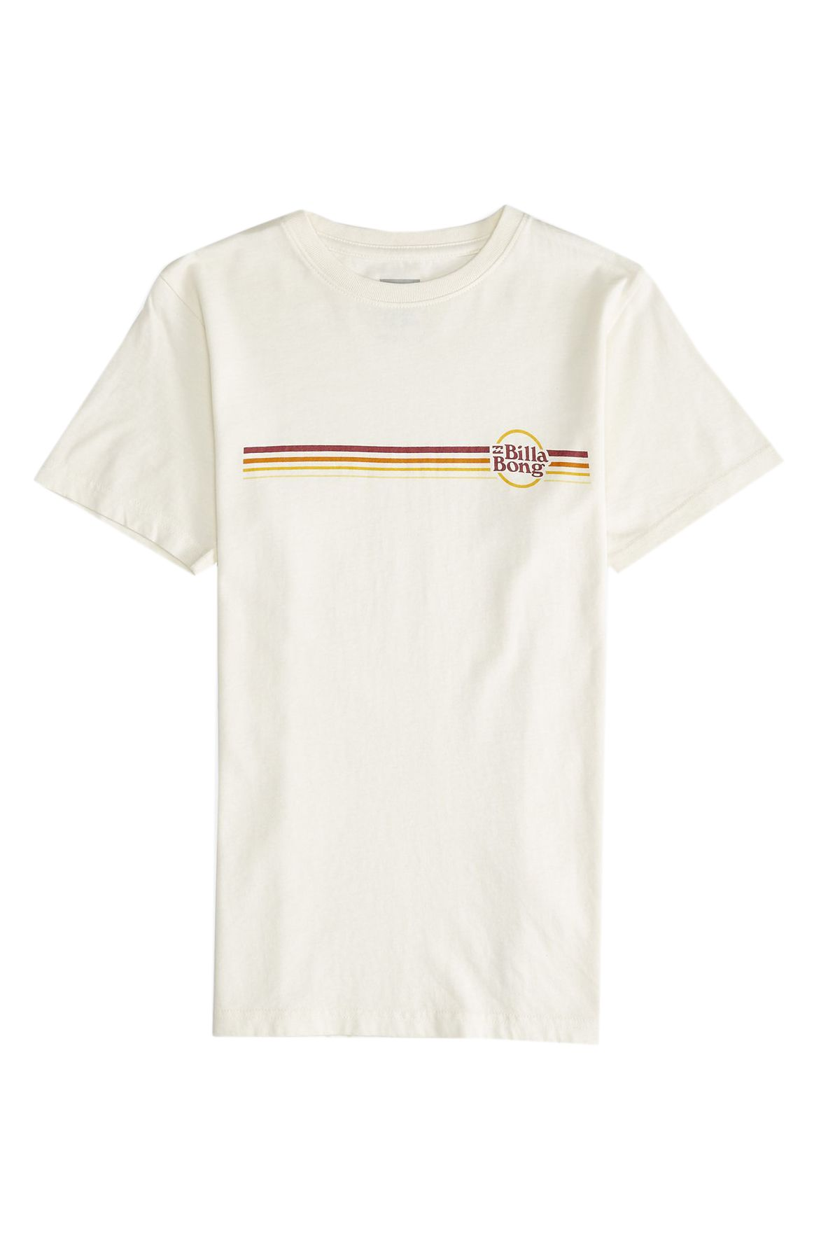 T-Shirt Billabong CRUISER STRIPE Snow