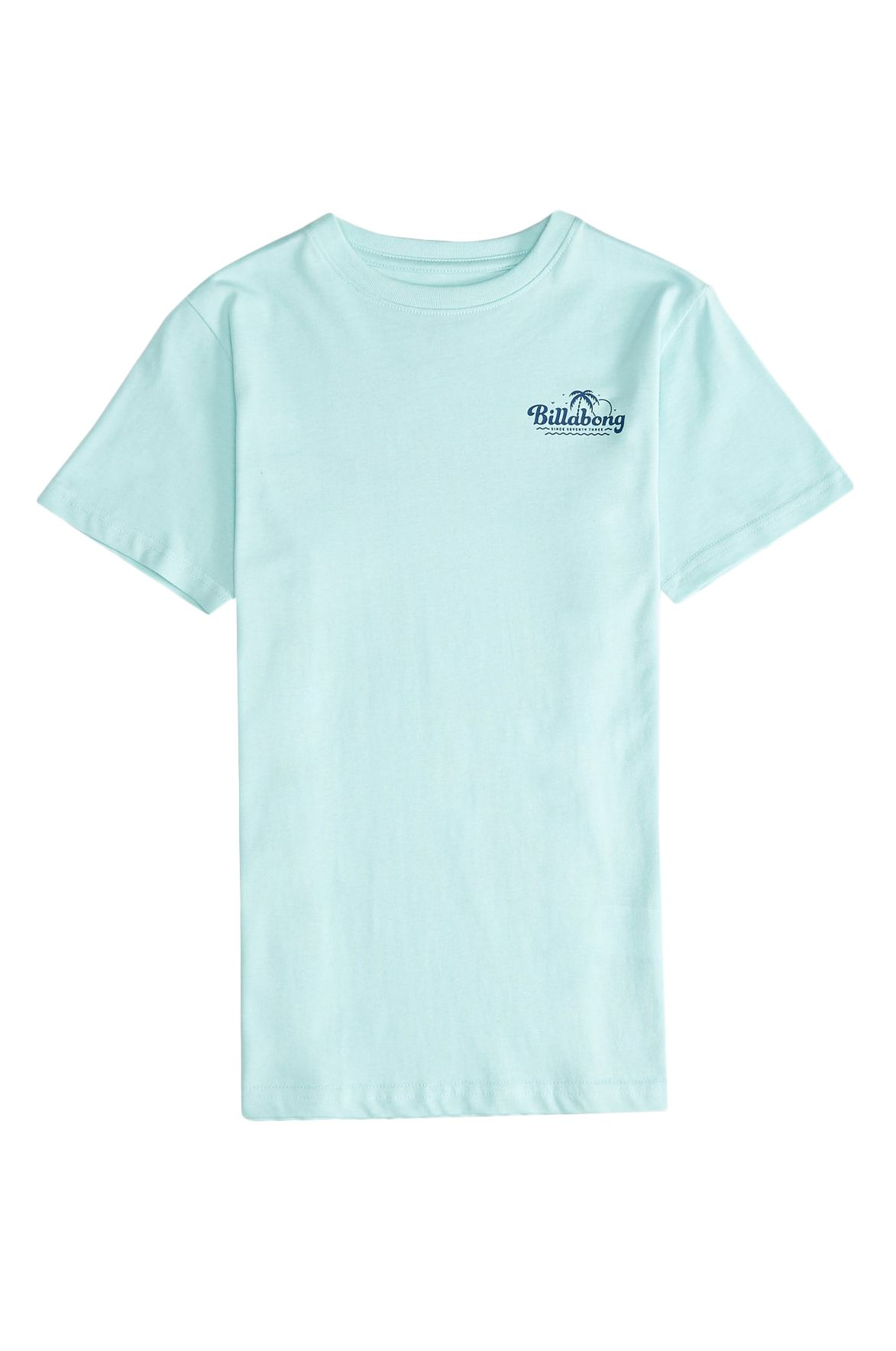 T-Shirt Billabong PALM SPIN Spearmint