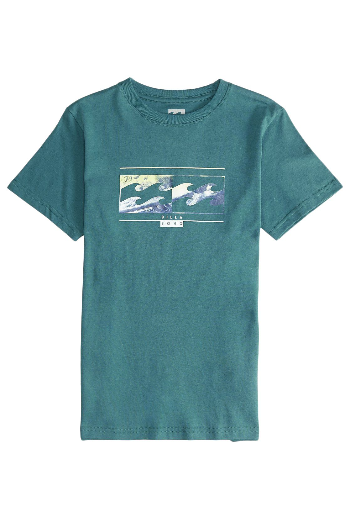T-Shirt Billabong INVERSED Emerald