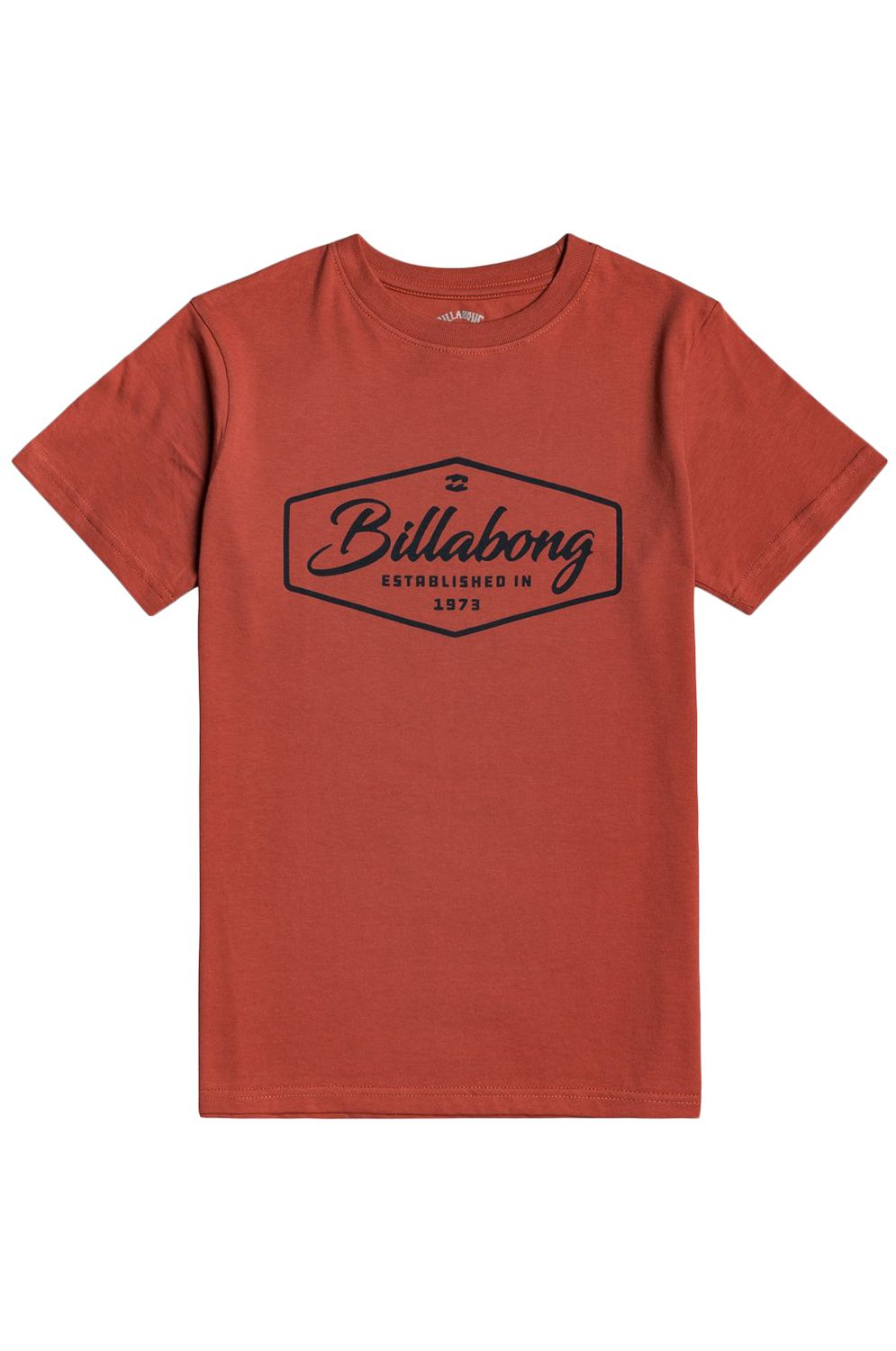 T-Shirt Billabong TRADEMARK SS BOY Deep Red