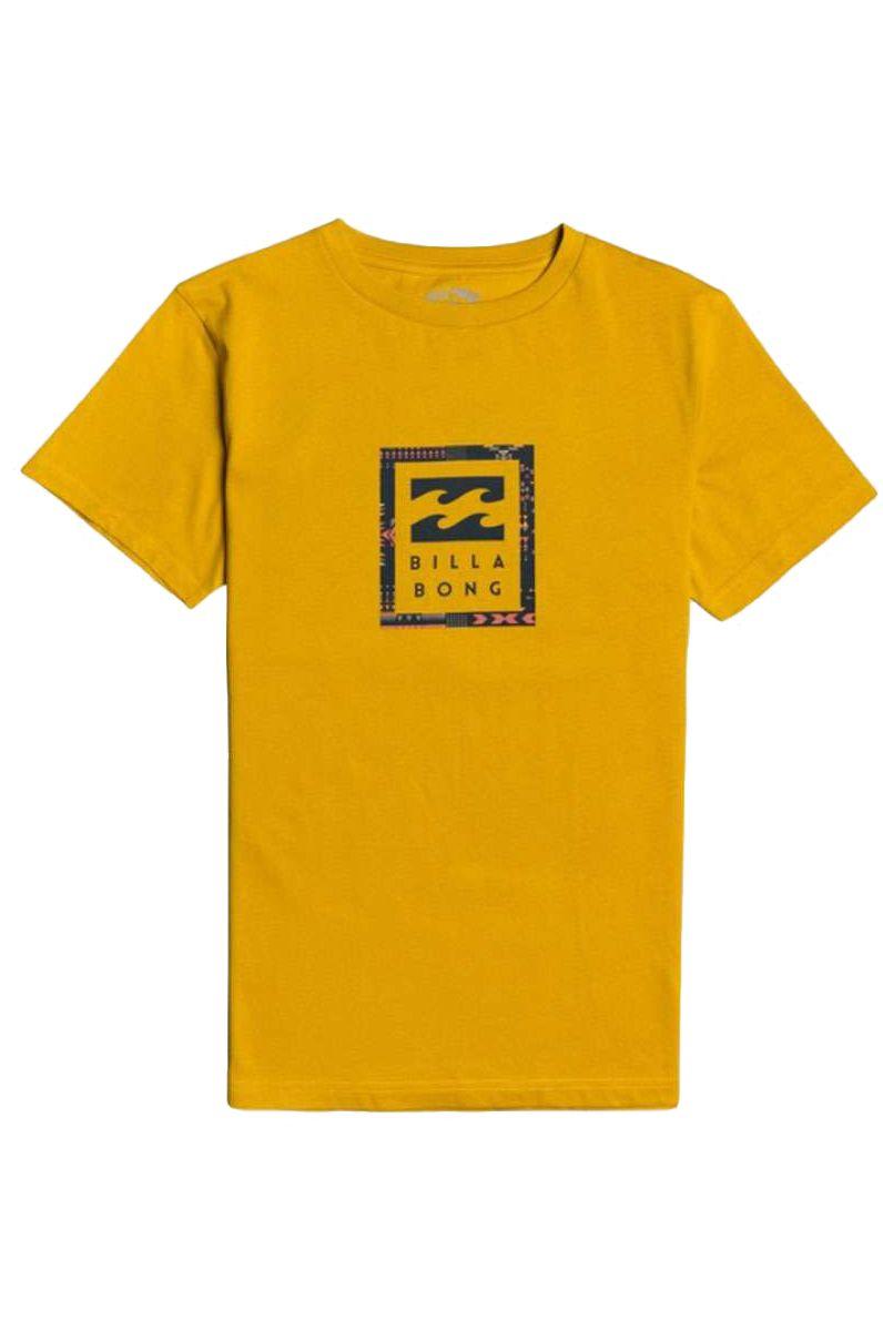 Billabong T-Shirt UNITY SS BOY Mustard