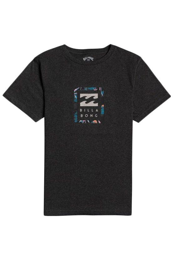 Billabong T-Shirt UNITY SS BOY Black Heather