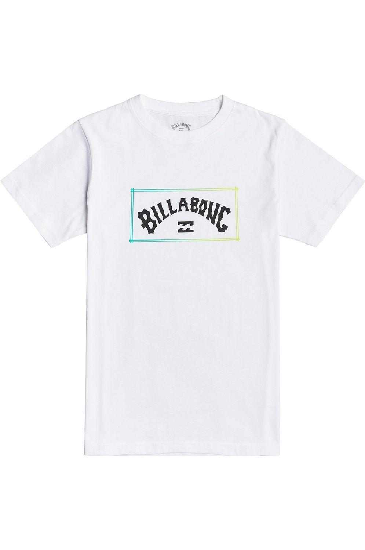 Billabong T-Shirt ARCH SS BOY White