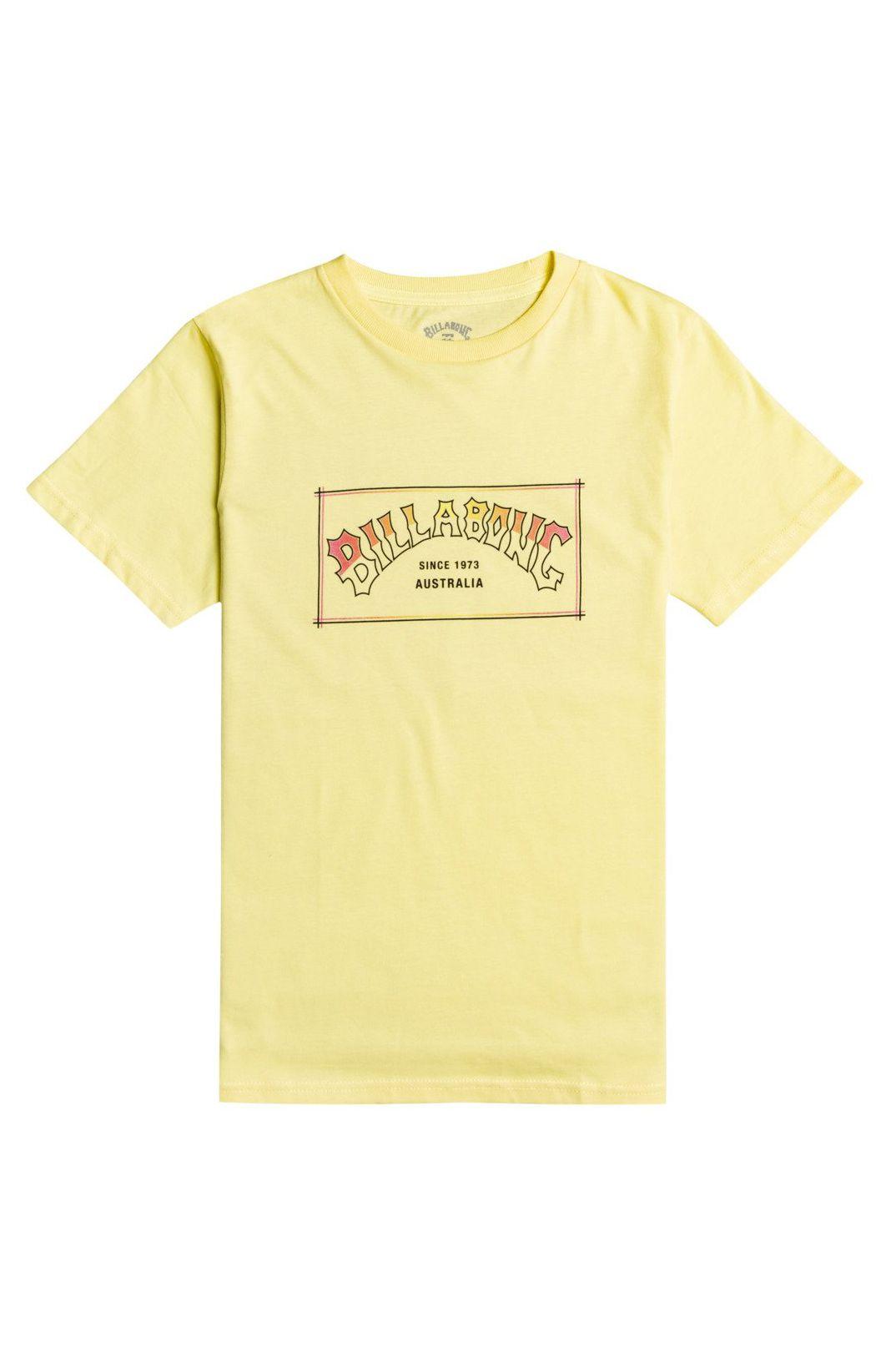 T-Shirt Billabong ARCH SS BOY Beeswax