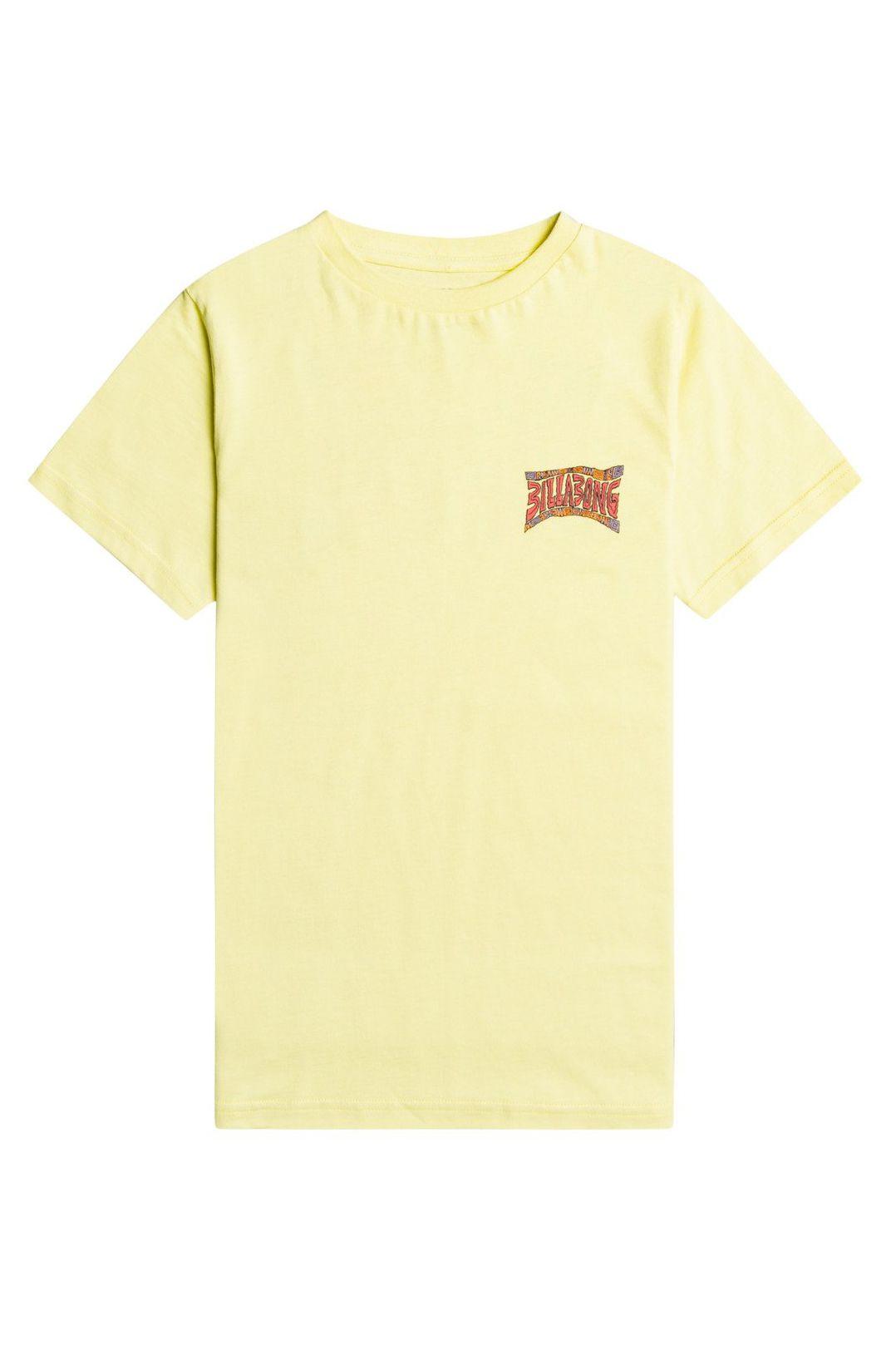 Billabong T-Shirt TRIBAL SS BOY Beeswax