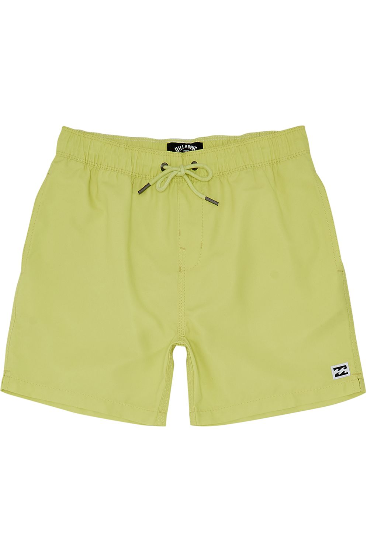 Billabong Boardshort Volleys ALL DAY Neon Yellow