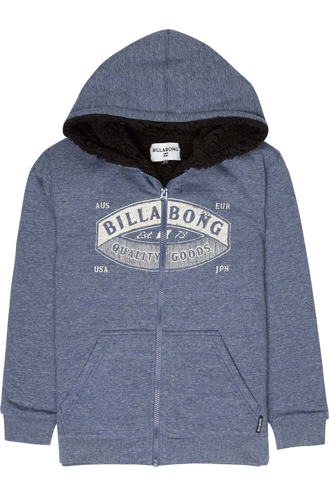 Sweat Sherpa Billabong GUARDIANT Dark Blue