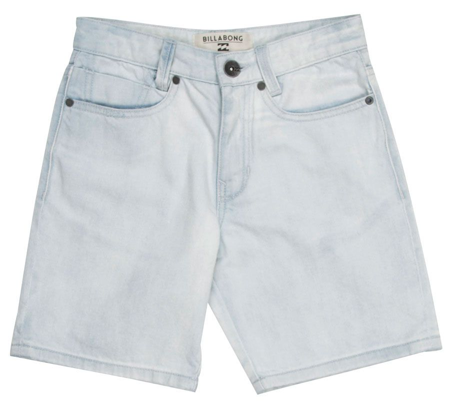 Walkshorts Billabong OUTSIDER 5 P. DENIM Bleach
