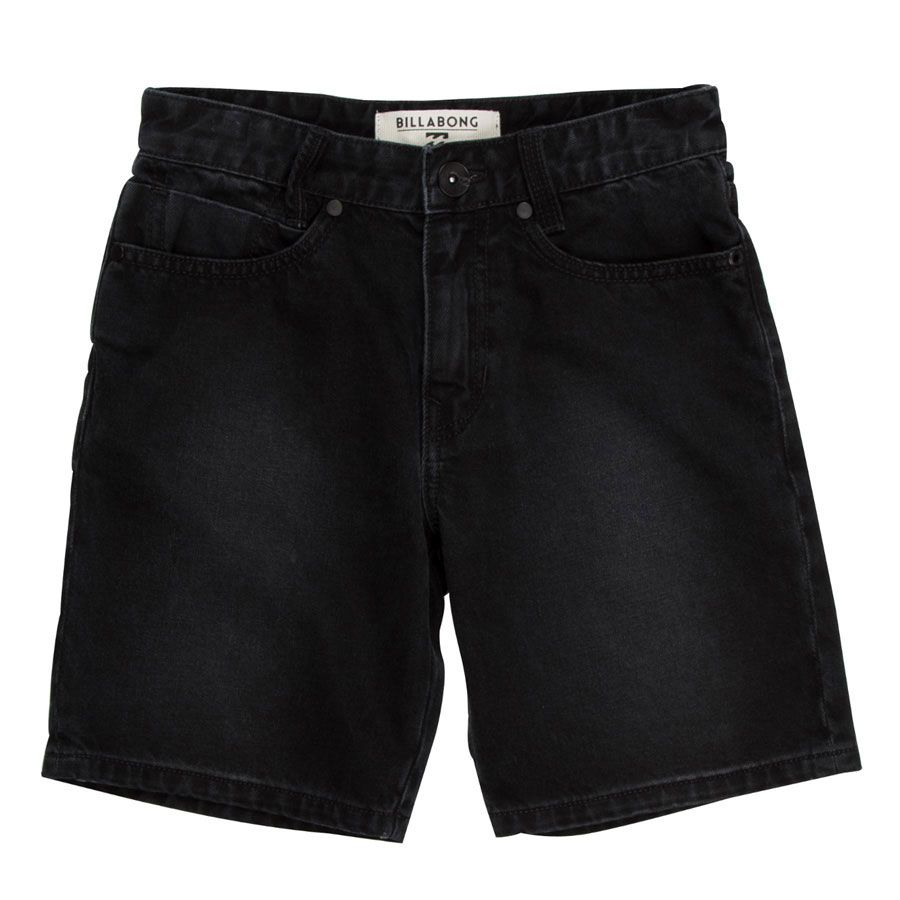 Walkshorts Billabong OUTSIDER 5 P. DENIM Black Overdye