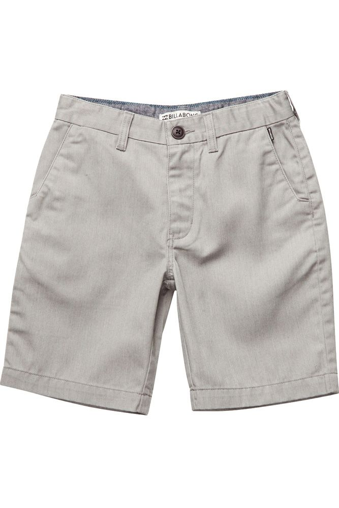 Walkshorts Billabong CARTER BOYS Grey Heather
