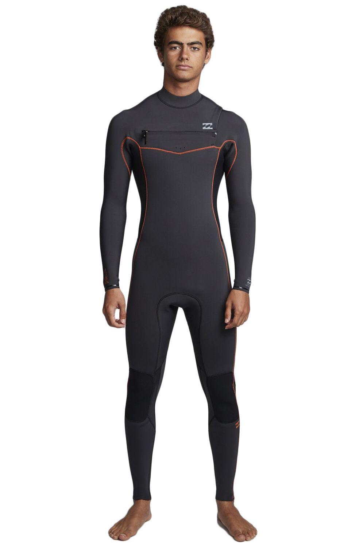 Billabong Wetsuit 302 FURN REVO CZ GBS Antique Black