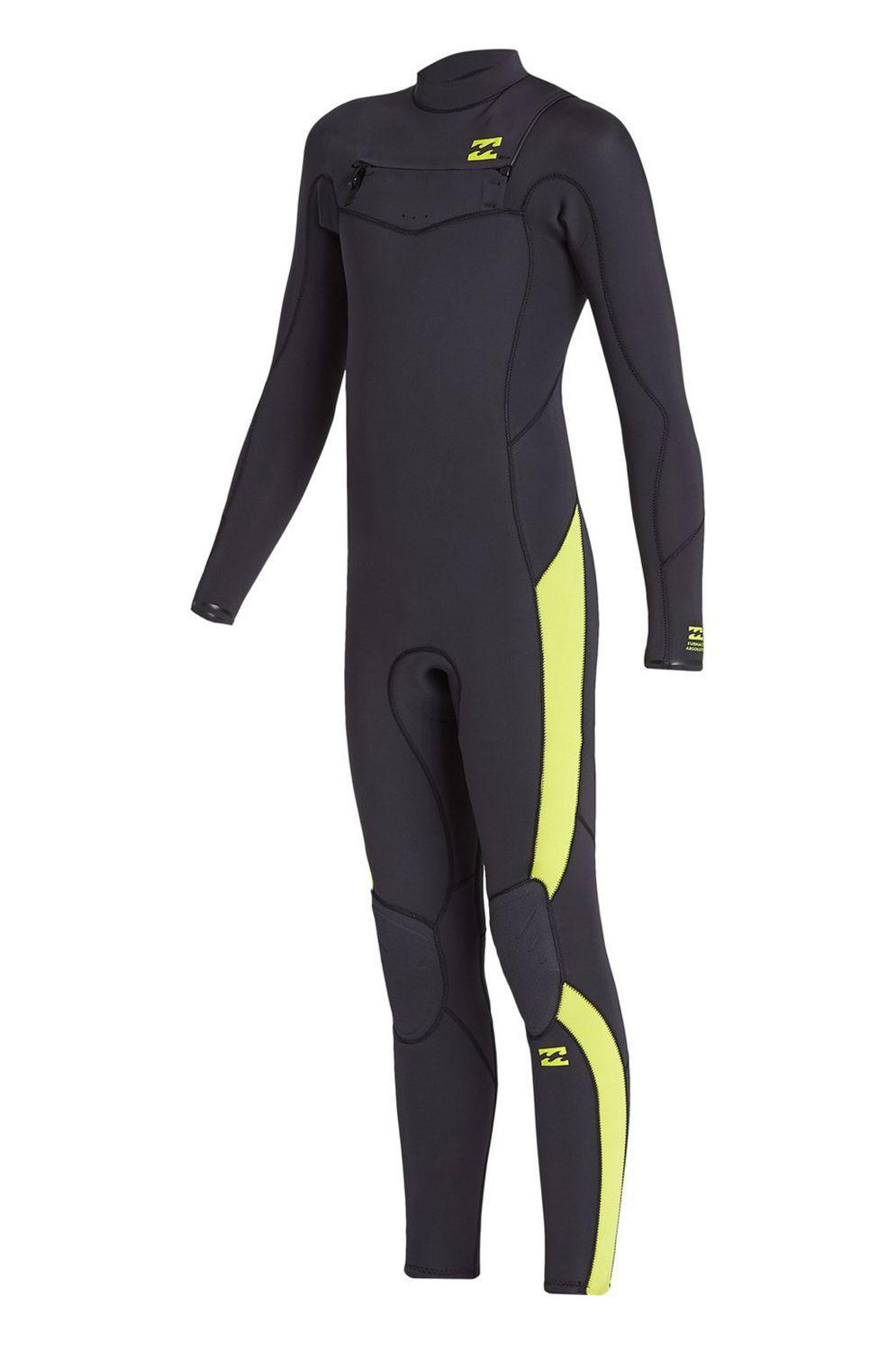 Billabong Wetsuit 302 FURN ABS CZ GBS Neon Green