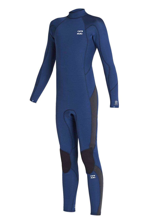Billabong Wetsuit 302 ABS BZ FL LS FUL Blue