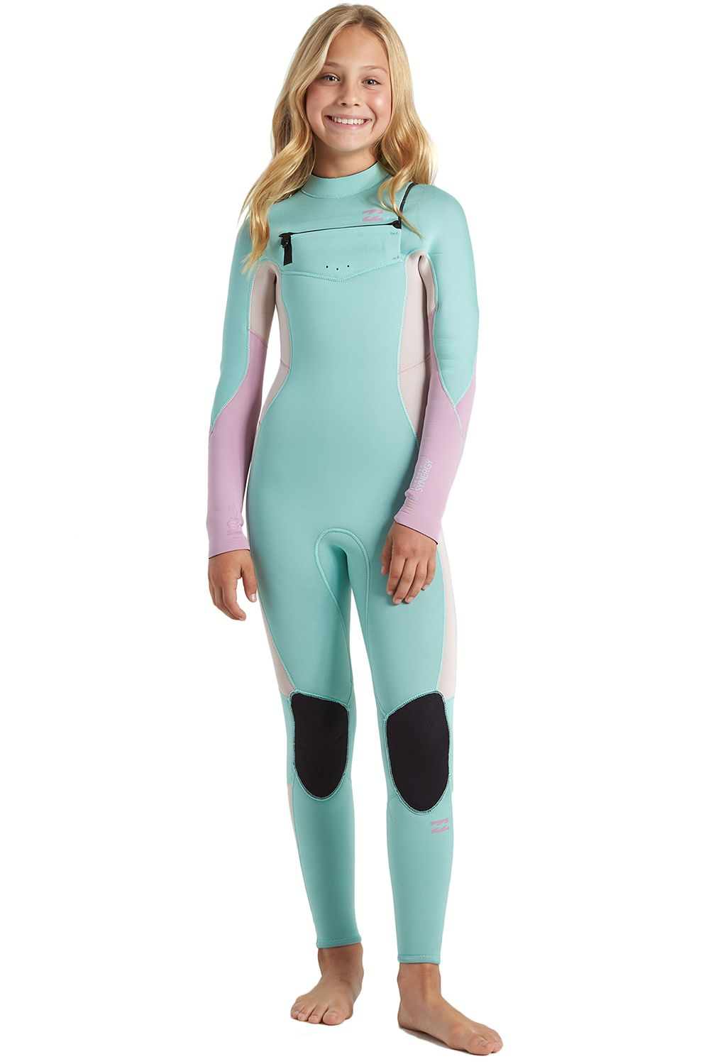 Billabong Wetsuit 403 G SYNERGY CZ GBS Ice