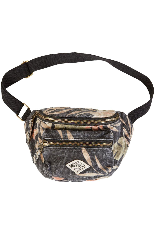 Billabong Waist Bag ON MY BUM BEACH BAZAAR Bayleaf