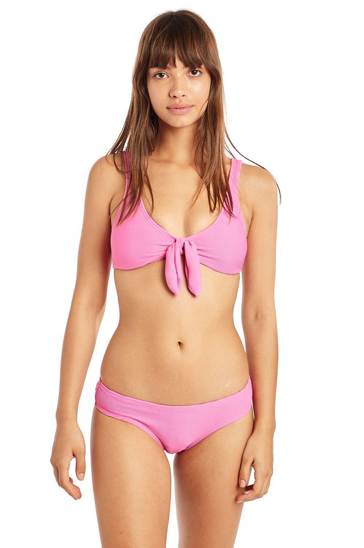 Bikini Tanga Billabong TANLINES HAWAII LO Rosa