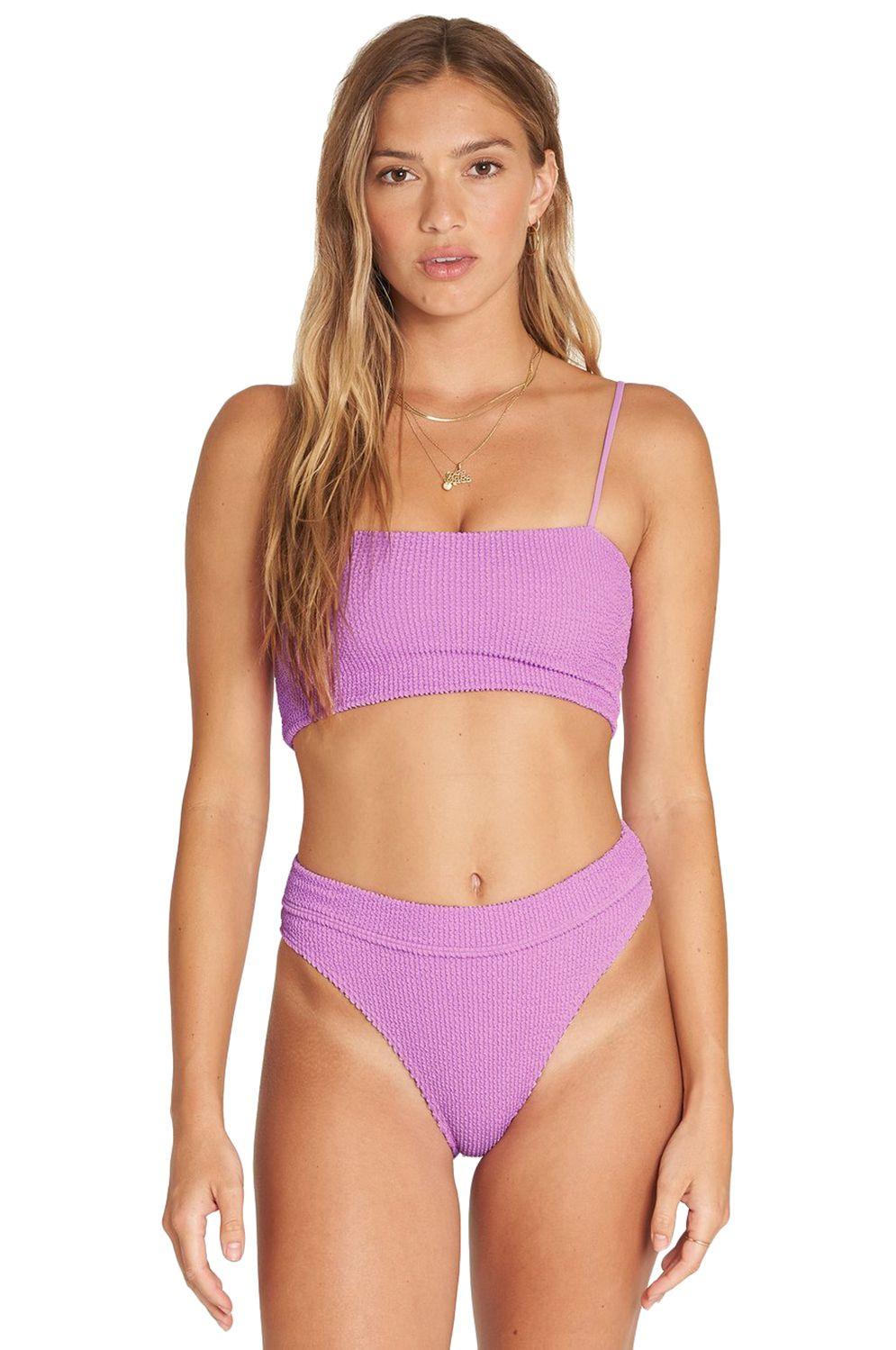 Billabong Bikini Bottom SUMMER HIGH MAUI Wild Lavender