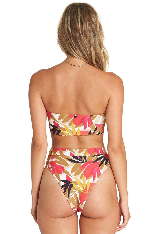 Bikini Top Billabong TROPIC NIGHTS BANDEA Multi