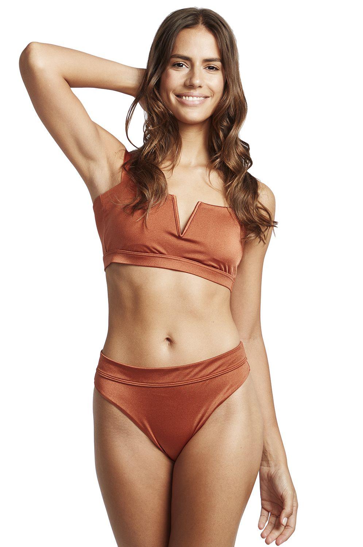 Billabong Bikini Bottom MAUI RIDER SOL SEARCHER Henna