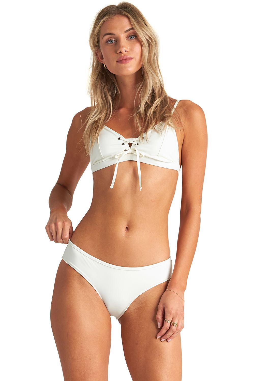 Billabong Bikini Bottom ONYX WAVE HAWAII LO SURF CAPSULE Seashell
