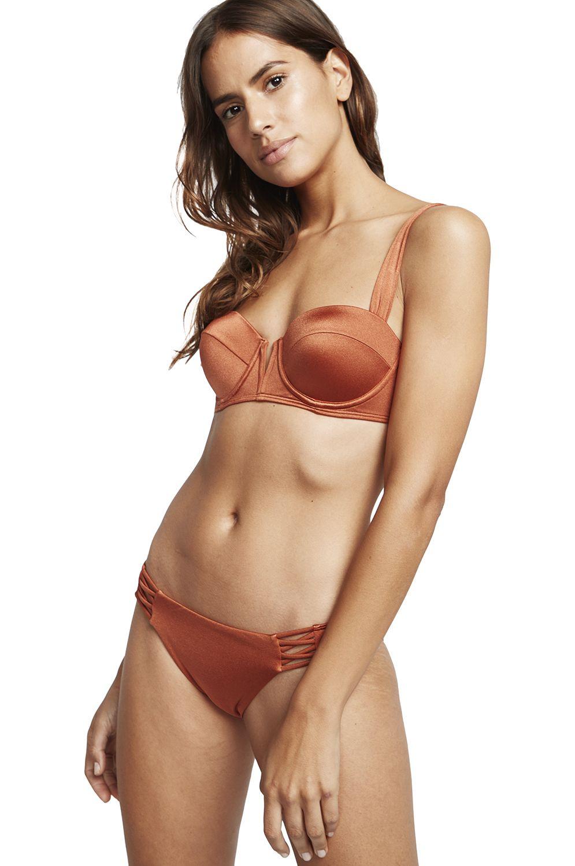 Billabong Bikini Top MIAMI UNDERWIRE SOL SEARCHER Henna
