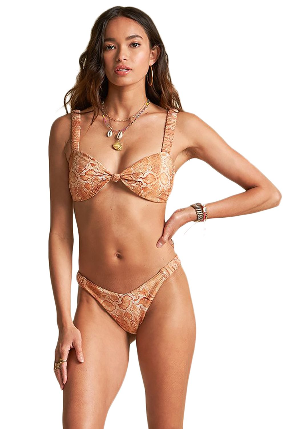 Billabong Bikini Top OVER THE SUN BANDEAU SINCERELY JULES Multi