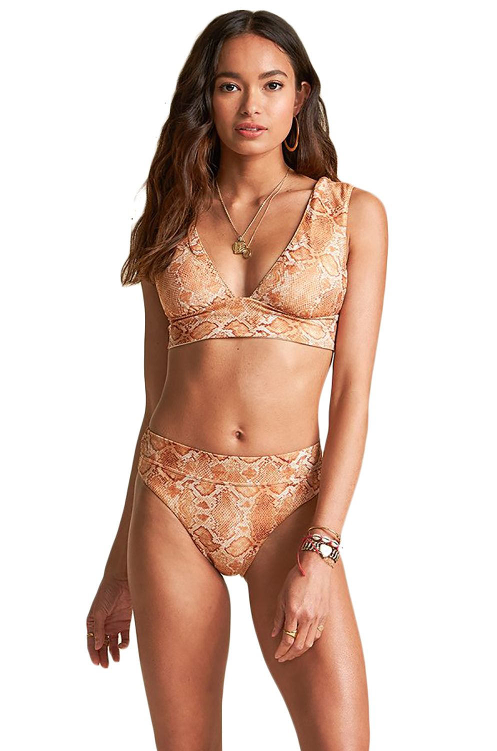 Billabong Bikini Top OVER THE SUN PLUNGE SINCERELY JULES Multi