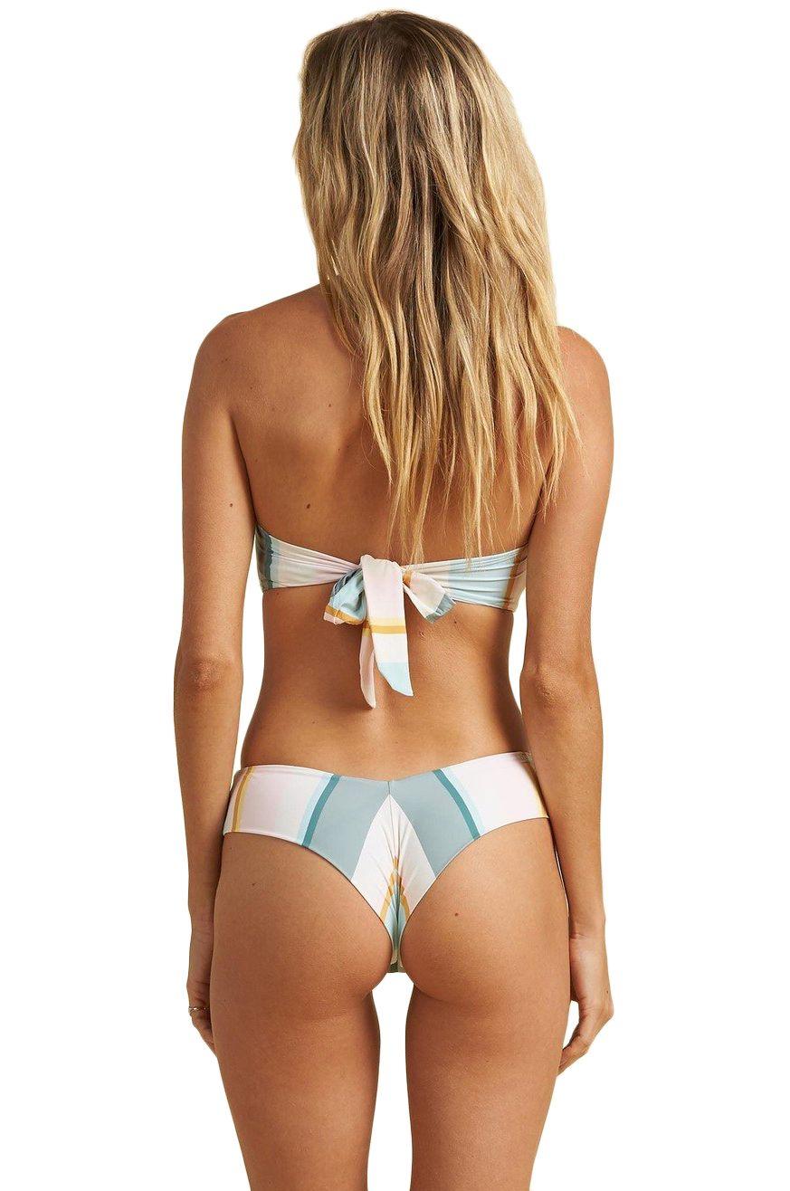 Bikini Tanga Billabong FEELIN SALTY FIJI SALTY BLONDE Multi