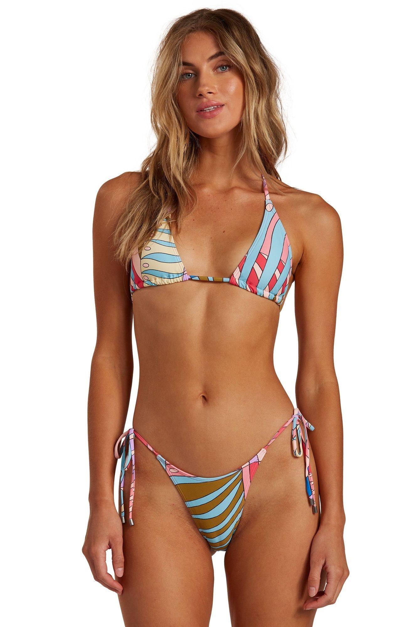 Bikini Tanga Billabong SURFADELIC HIKE Multi