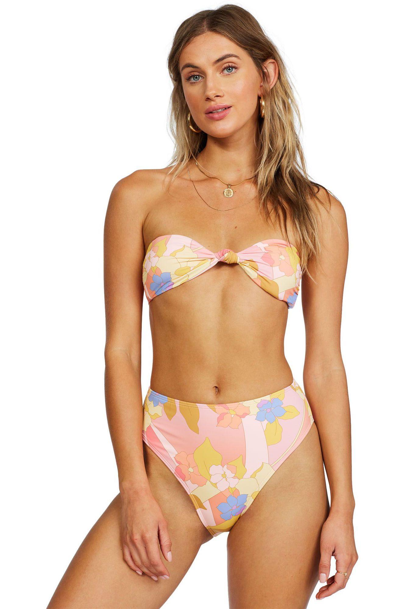 Billabong Bikini Top GROOVY GARDEN LULU B Multi